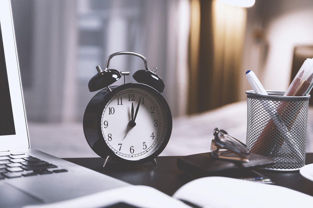 Don't Waste Another Second: Basic Time Management Planning Tips